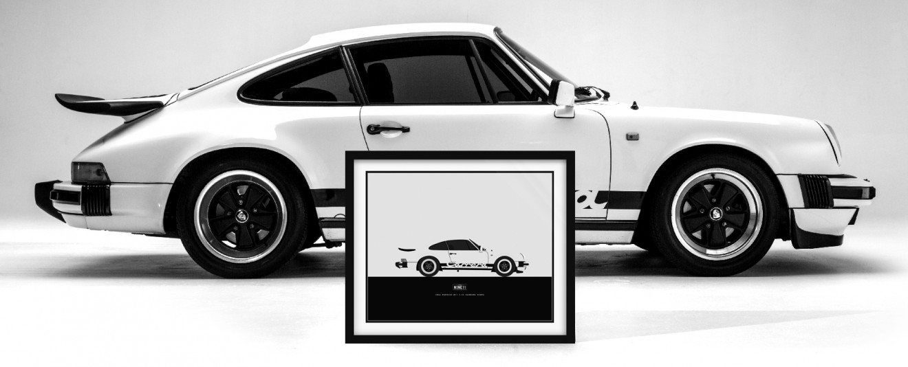 1-of-1 Bespoke Automotive Art
