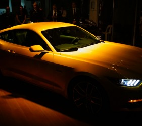 2015 Ford Mustang TripleYellow
